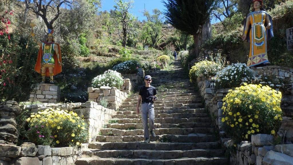 Dia 3 isla jardin del inca